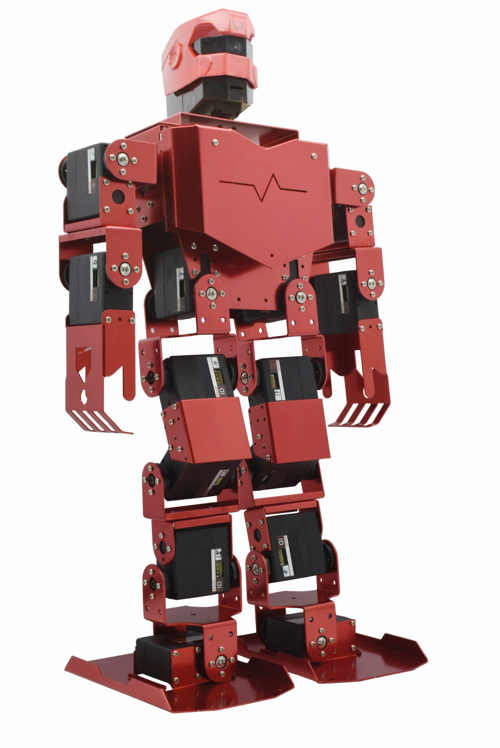 PiMecha: The Pi-powered humanoid robot - The MagPi