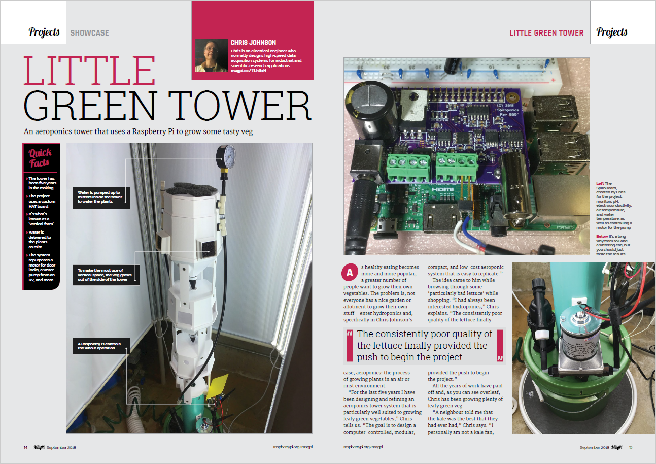 Issue 73 - The MagPi MagazineThe MagPi Magazine