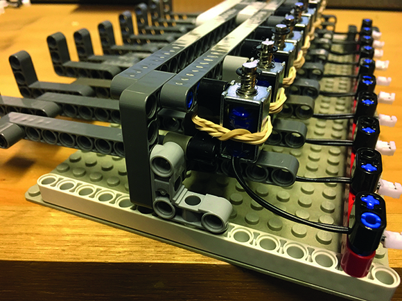 Step 2 Step1 Sonic Pi Glockenspiel
