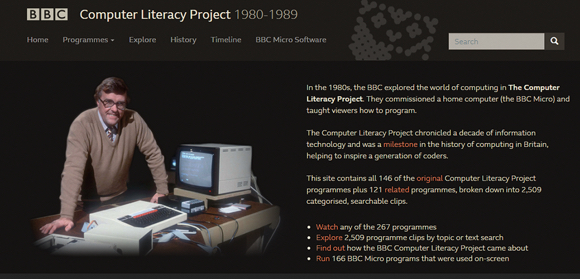BBC Computer Literacy Project