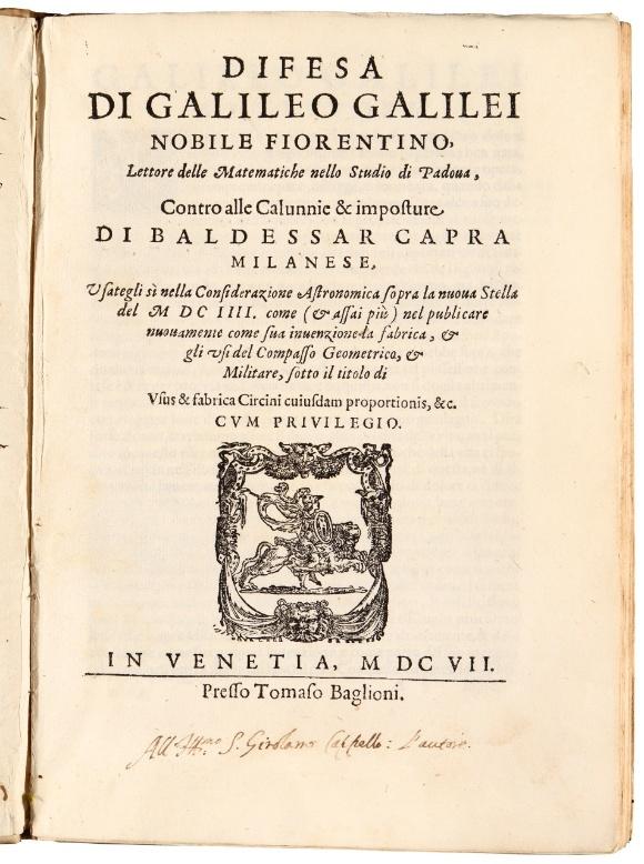 Galilei, Galileo (1564-1642)