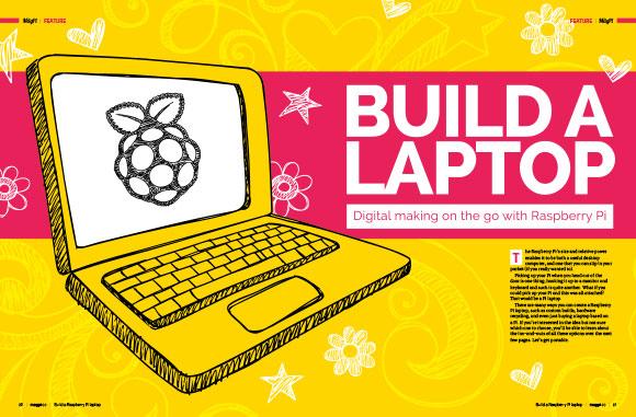 Build a Laptop
