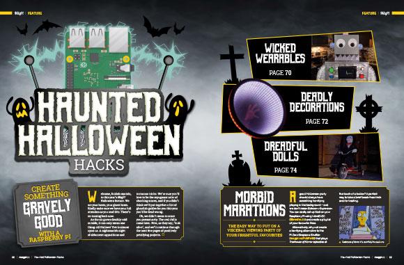 Haunted Halloween Hacks