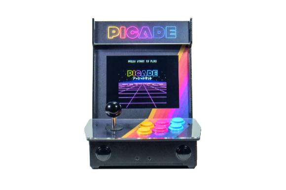 Picade arcade cabinet for Raspberry Pi