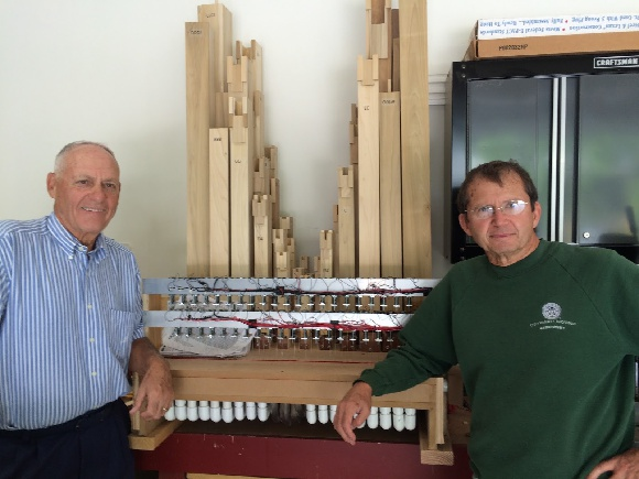 Self-playing pipe organ - The MagPi MagazineThe MagPi Magazine