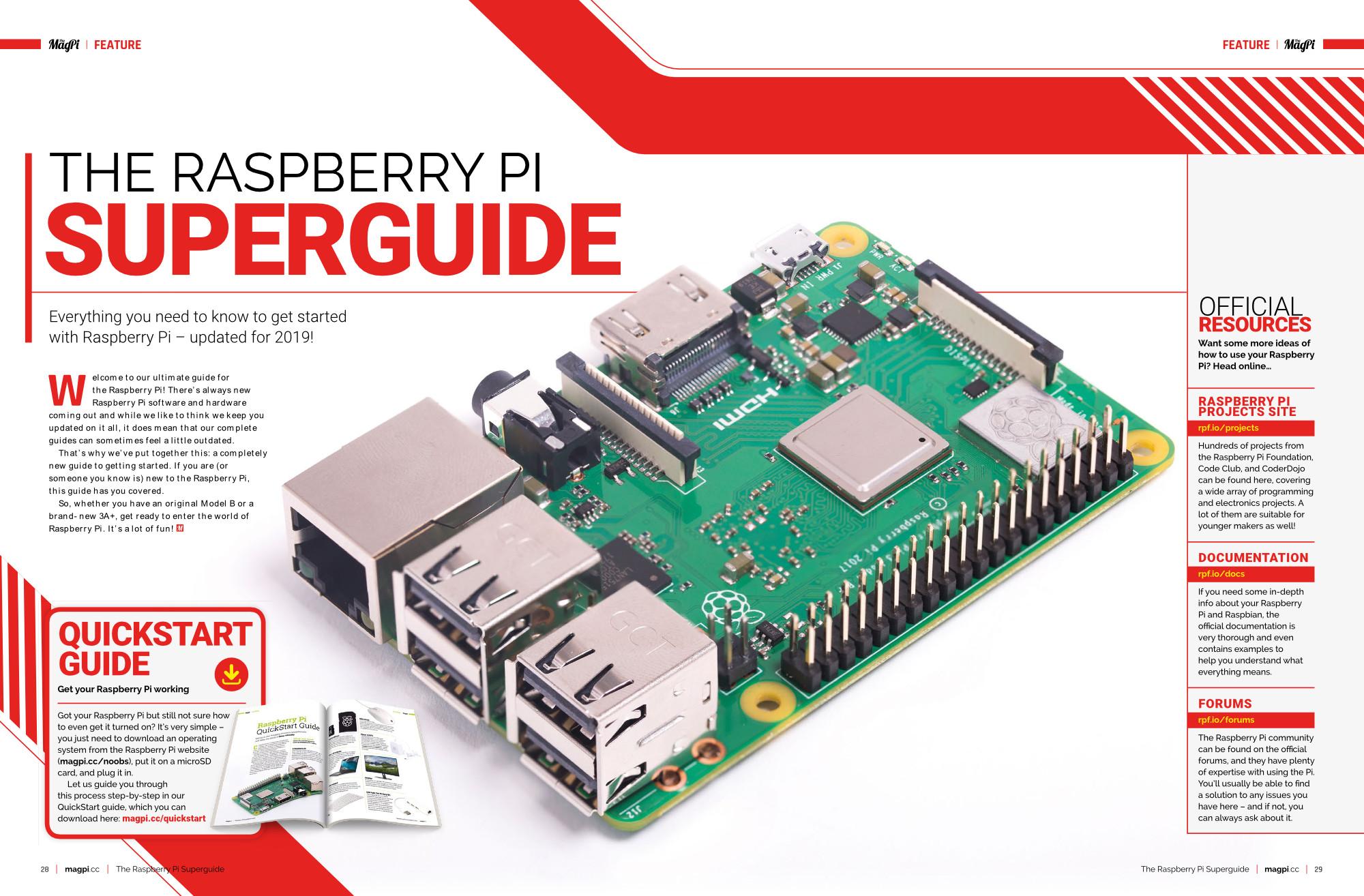 Raspberry Pi Superguide