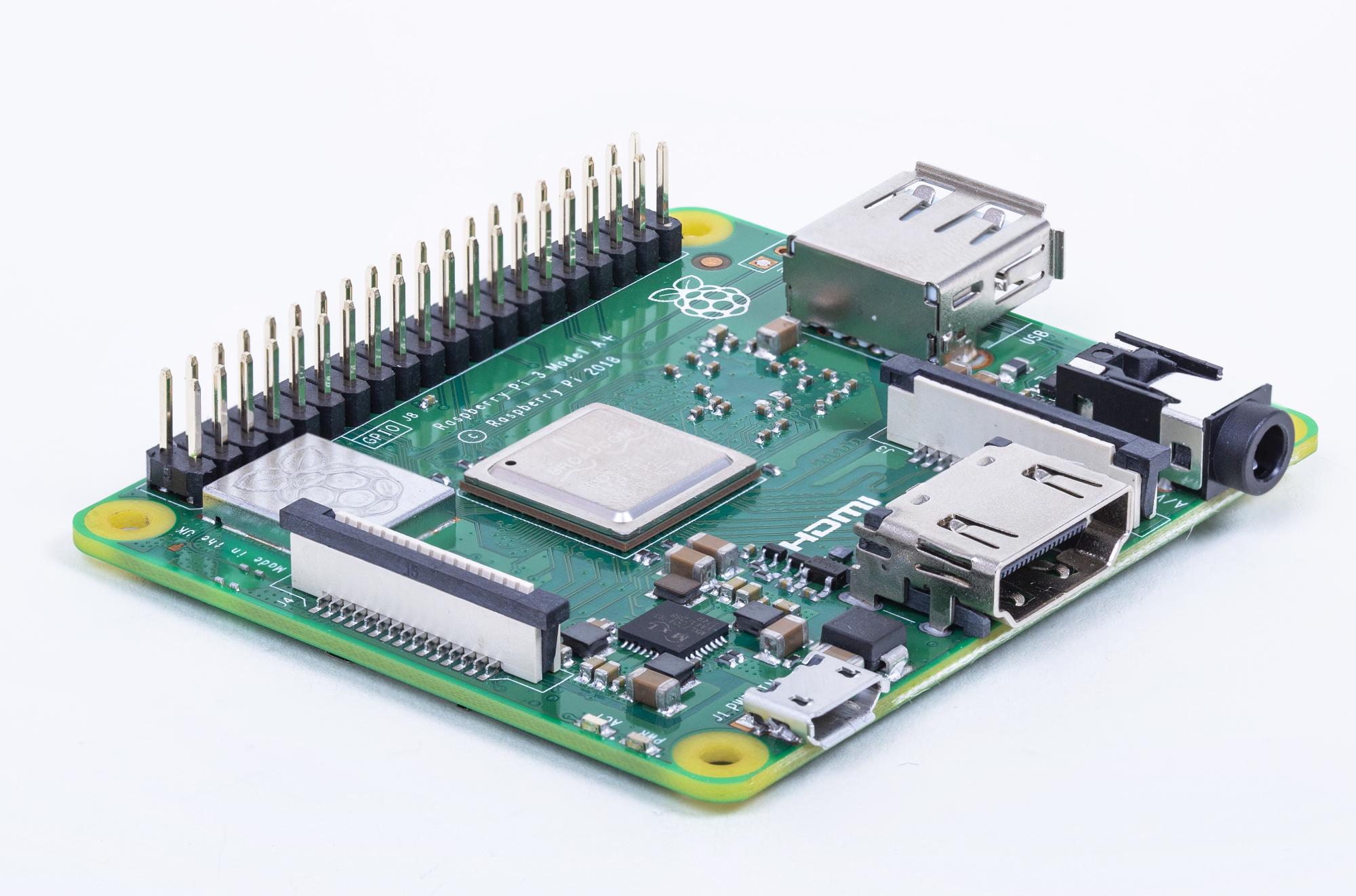 raspberry pi 3 b+ emulator performance