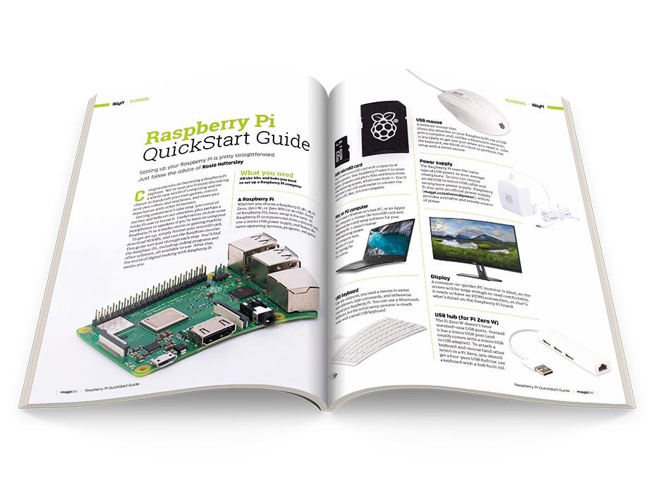 Raspberry Pi QuickStart Guide