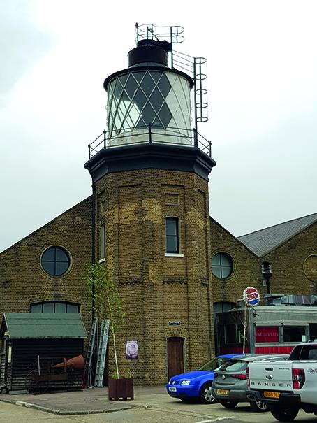 Trinity Bouy Lighthouse
