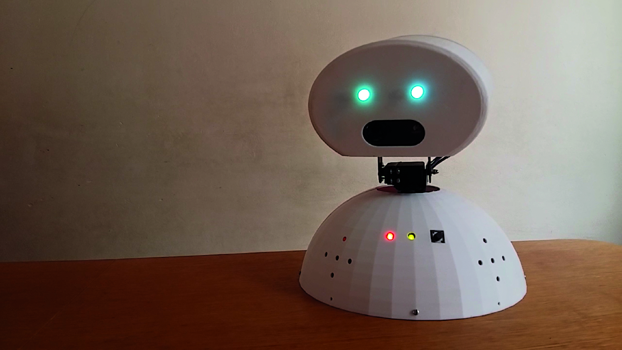 R3-14 Personal Robot Assistant - The MagPi Magazine