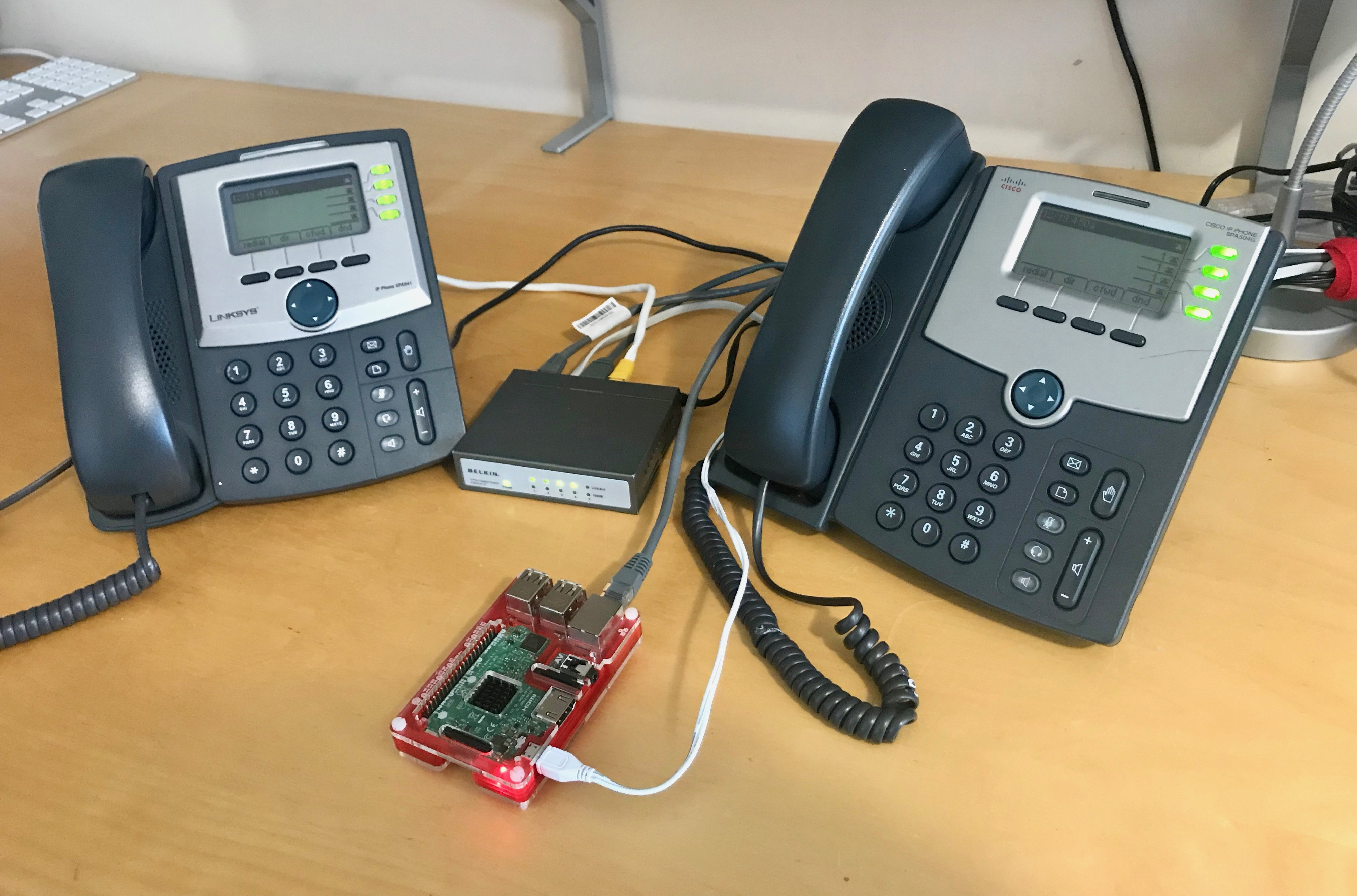 Build a Raspberry Pi telephone exchange - The MagPi