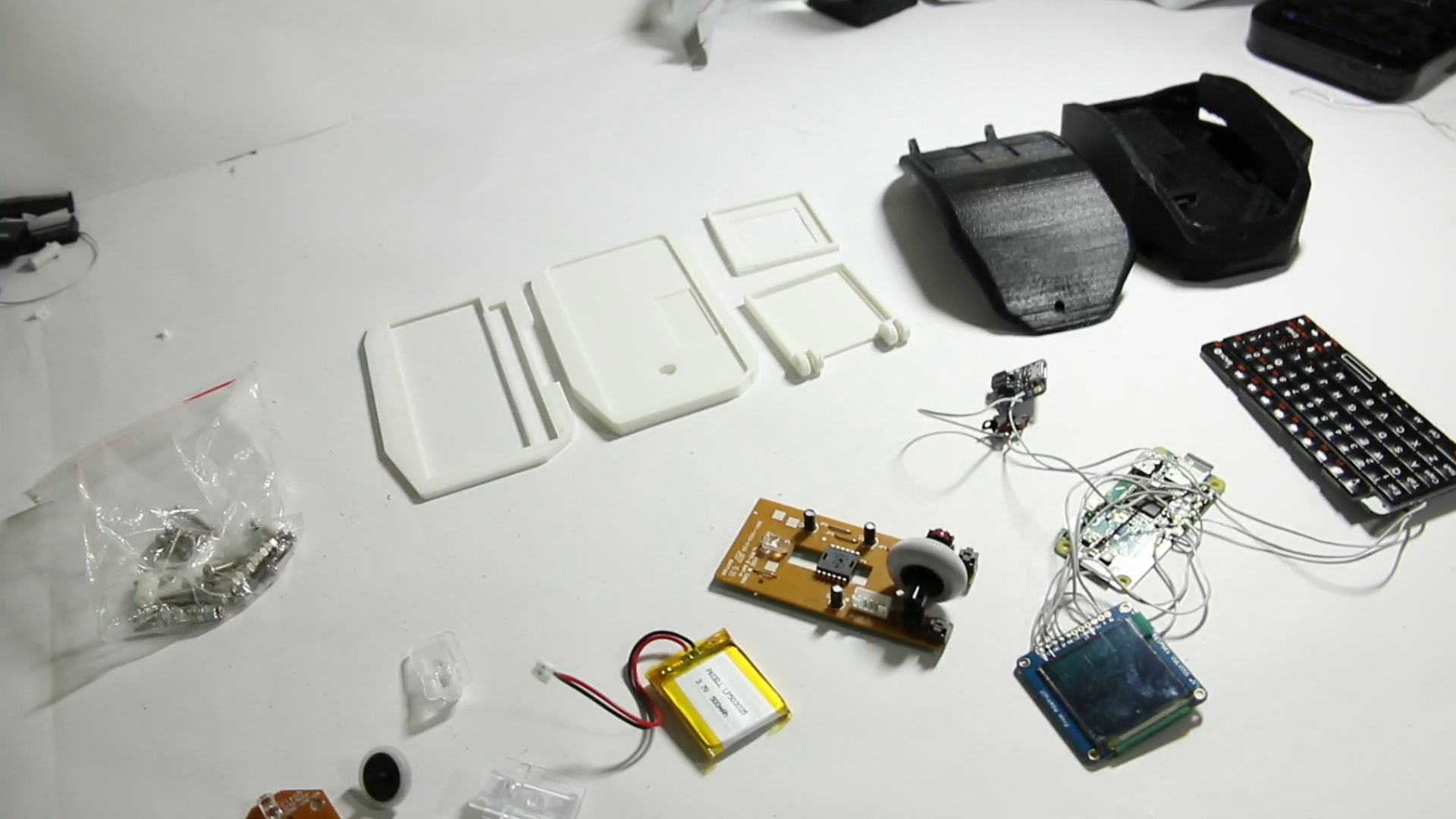 The Computer Mouse parts