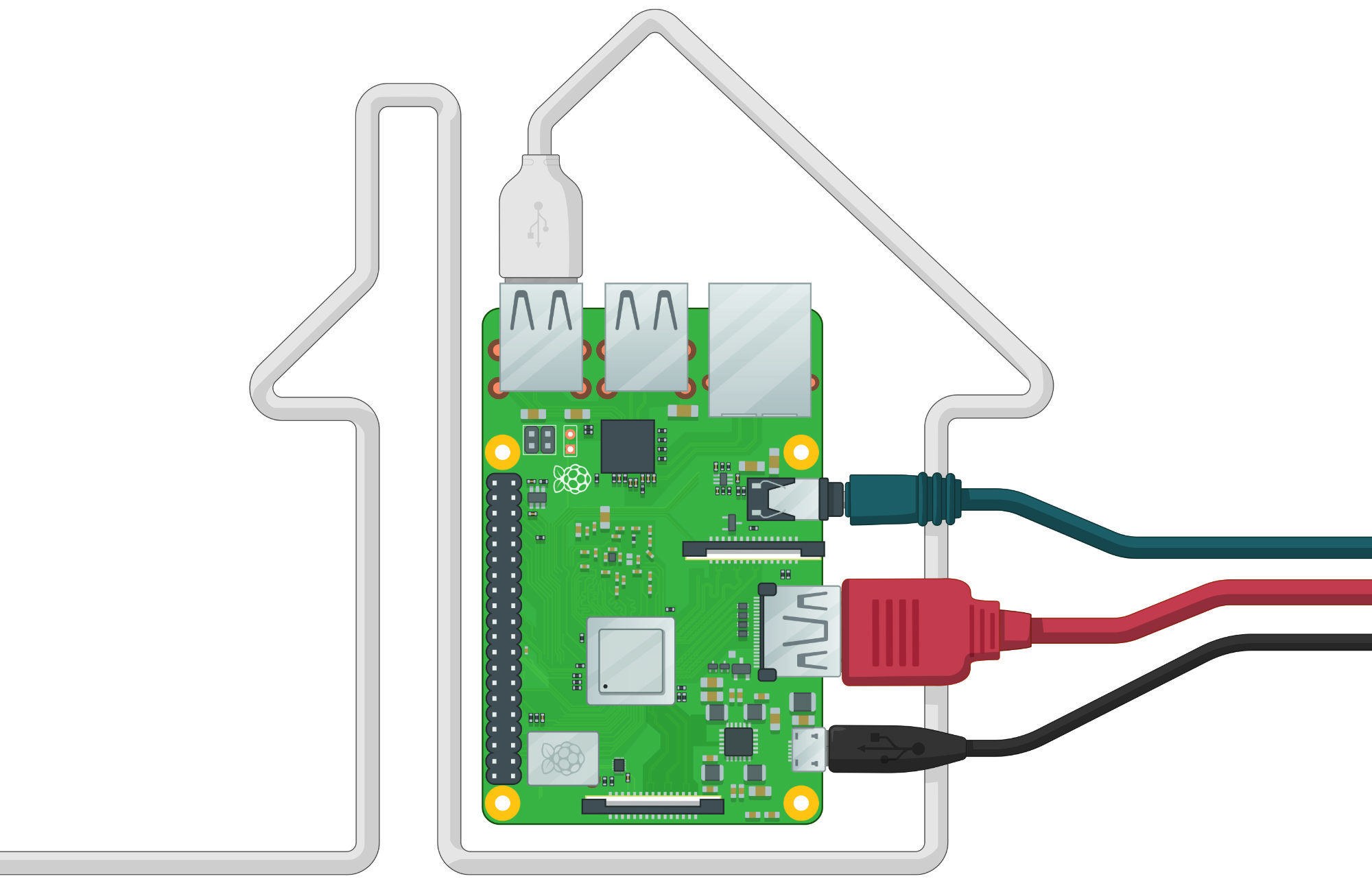 Home automation add-ons for Raspberry Pi - The MagPi MagazineThe