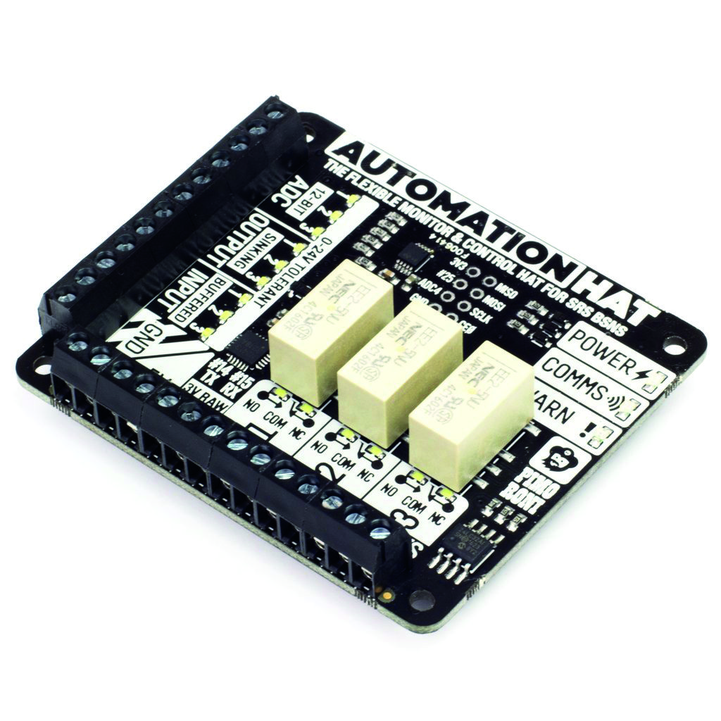 Home automation add-ons for Raspberry Pi - The MagPi