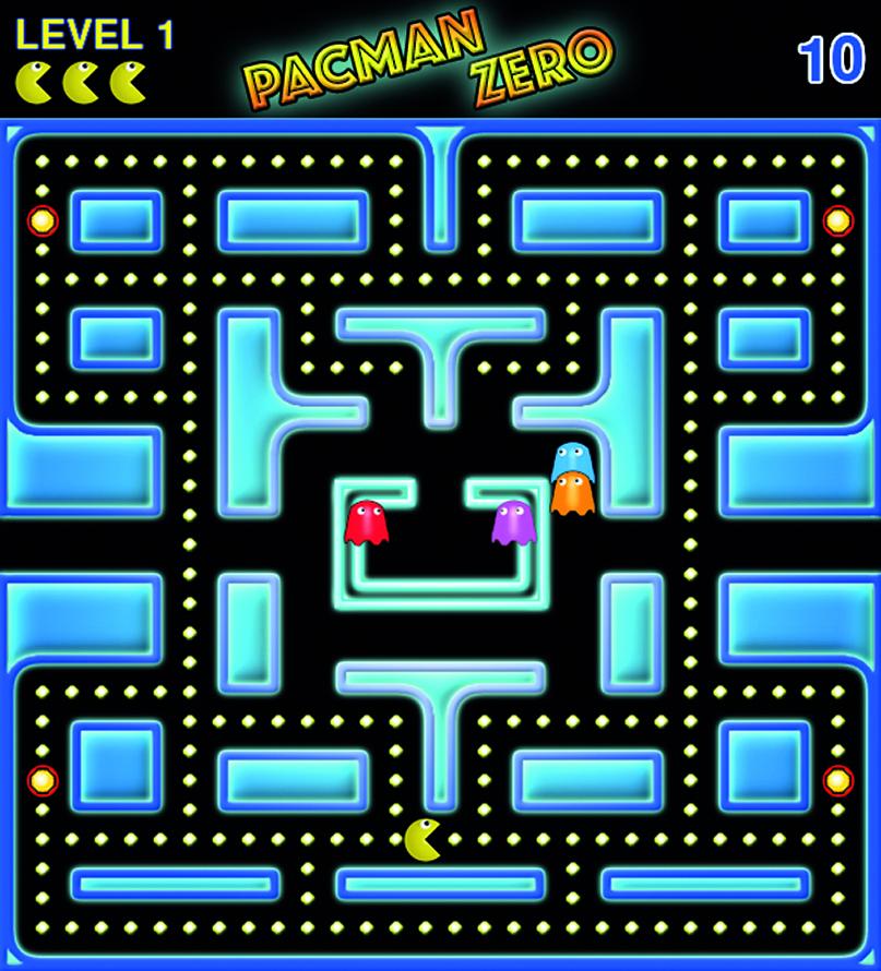 Pac Man Zero