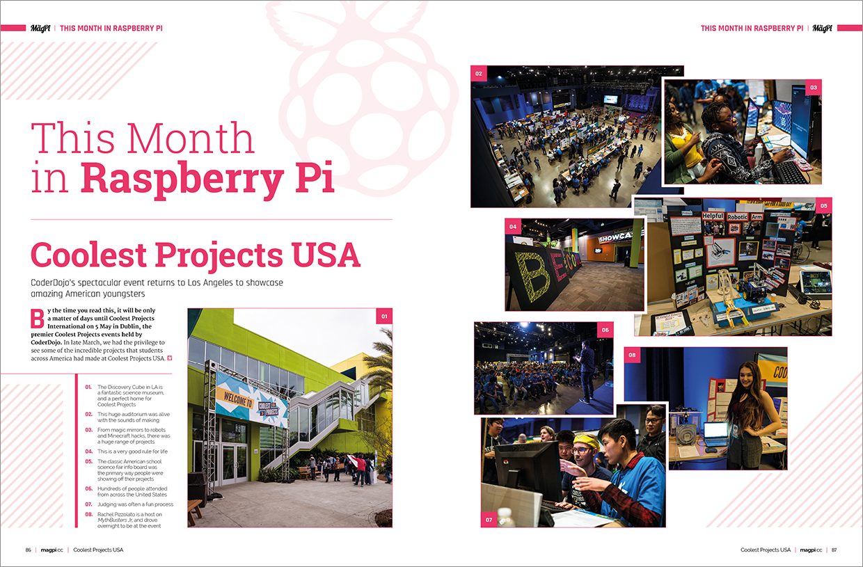 This Month - Coolest Projects