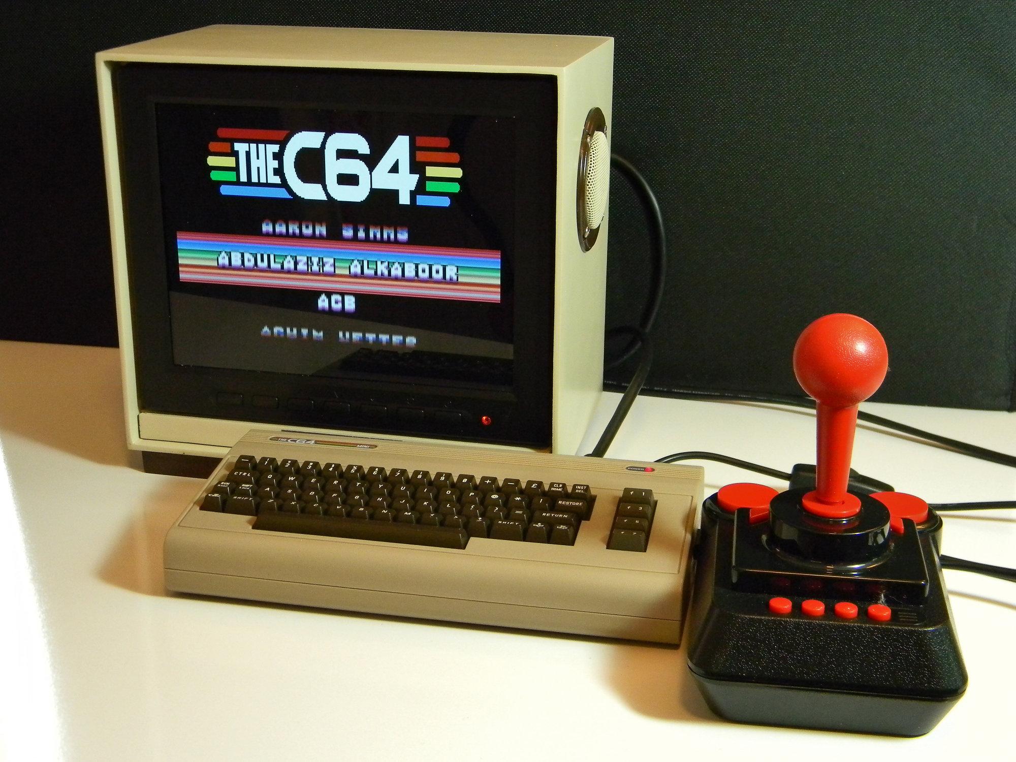 Commodore monitor with Raspberry Pi - The MagPi MagazineThe MagPi