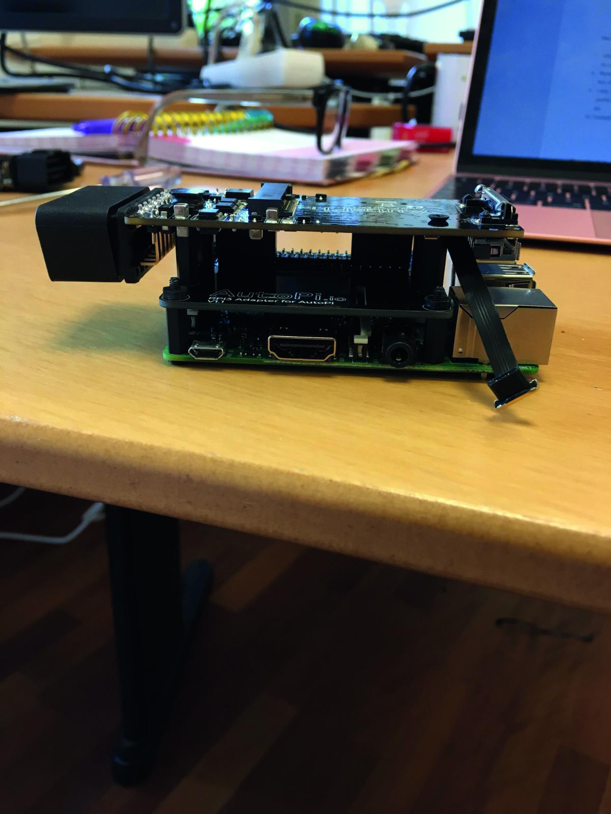 Build a car computer 'carputer' with Raspberry Pi - The MagPi