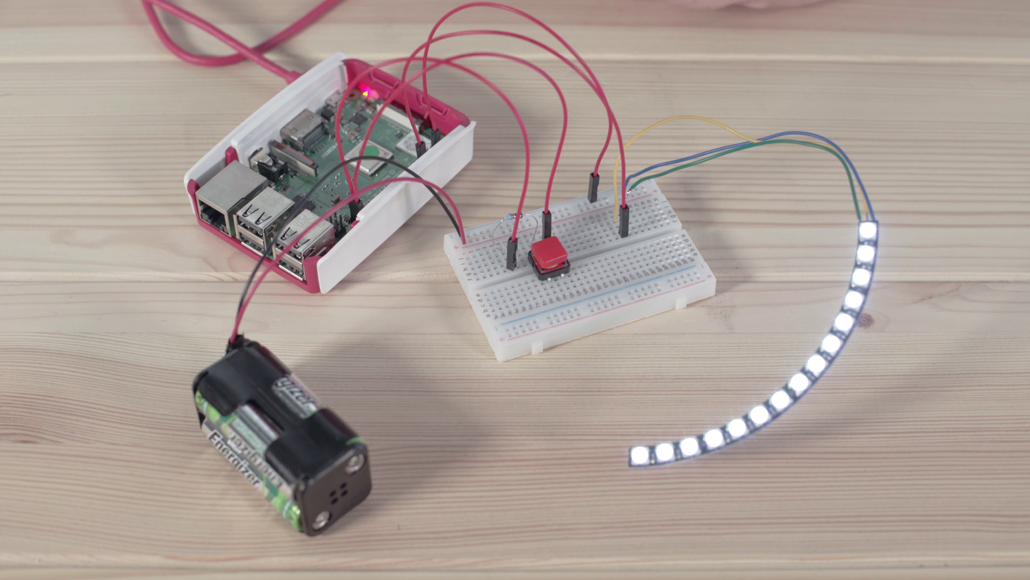 Use NeoPixels with Raspberry Pi and Python - The MagPi