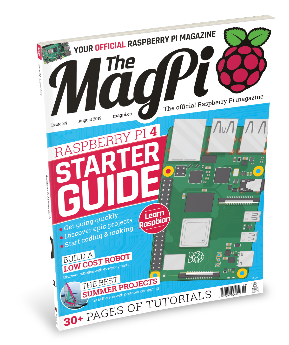 The MagPi Magazine - The official Raspberry Pi magazineThe MagPi