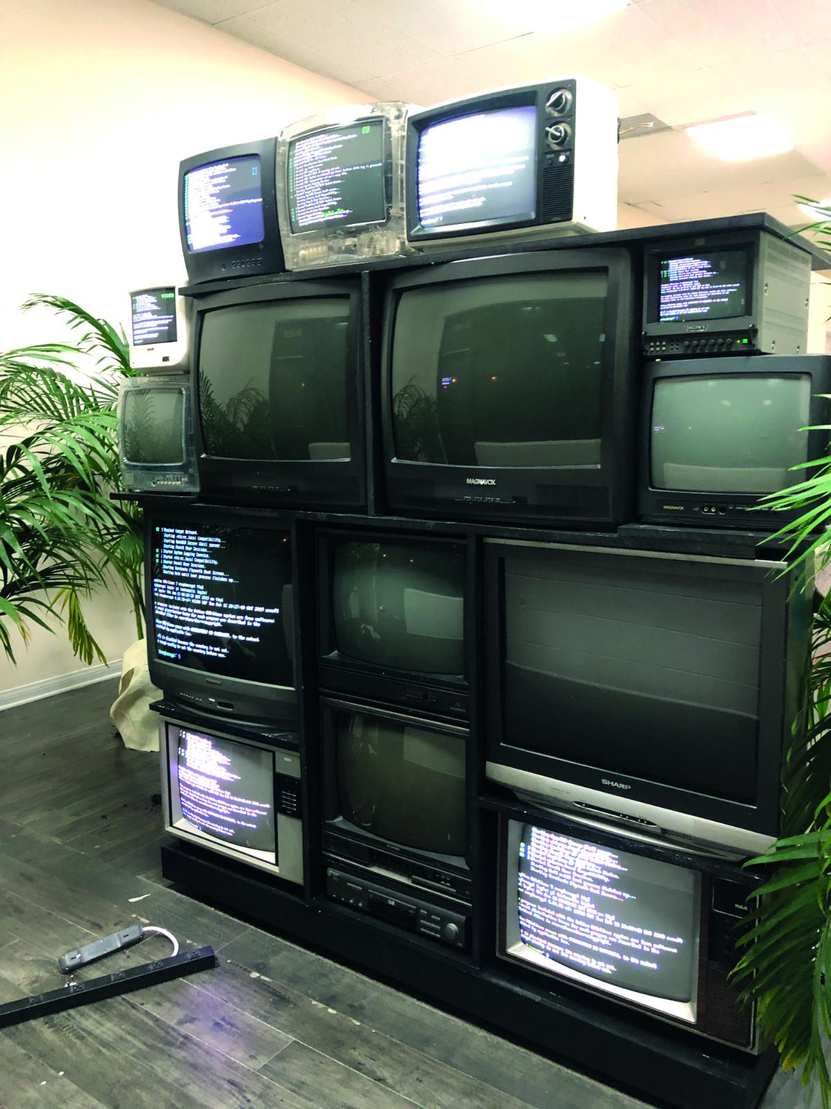 TV Wall Step 3