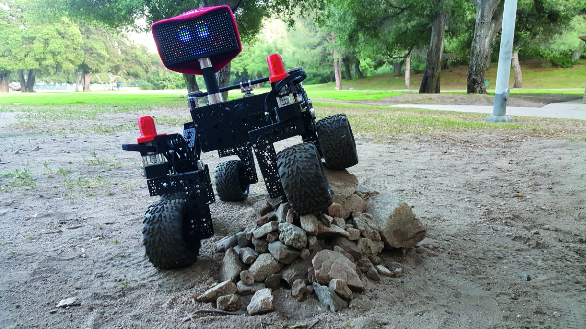 Open-Source Rover