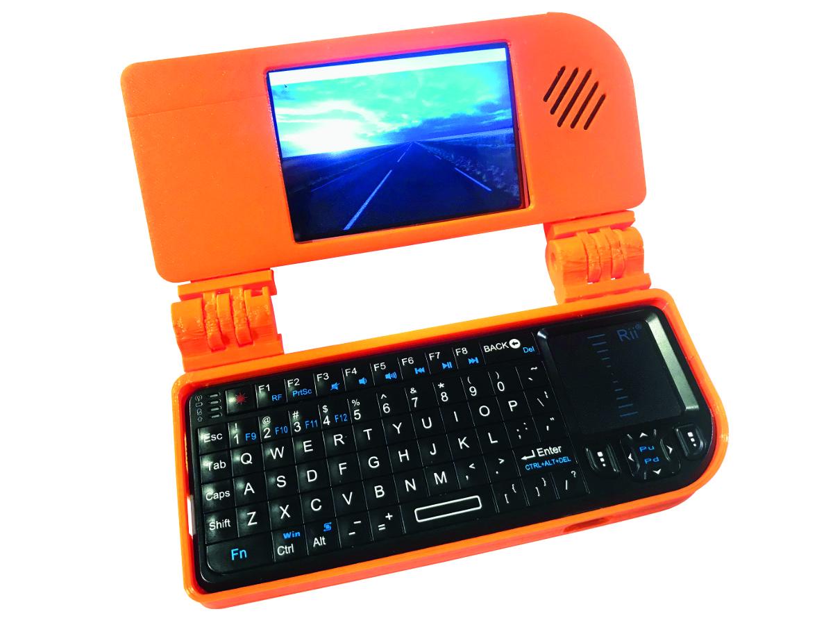 Raspberry Pi Laptop Kit